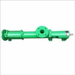 Single Screw Pumps
