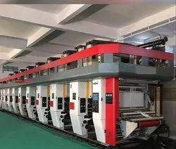 Roto High Printing Machine