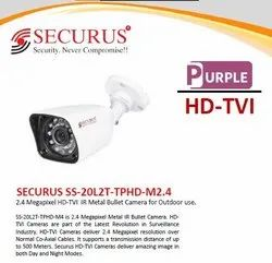 Securus 2.4 MP To 4 MP 20 To 40 m AHD Metal Bullet Camera