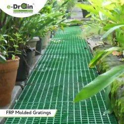 Agricultural FRP Molded Grating