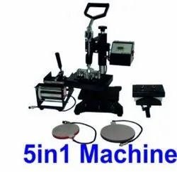 Combo Heat Press Machine 10500/-