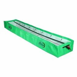 Rectangle Green Nutribed Size(LxWxH) 8ft X 1.5ft X 10inch, For School, Work Provided: Terrace gardening