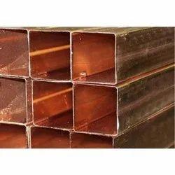 Copper Square Pipe