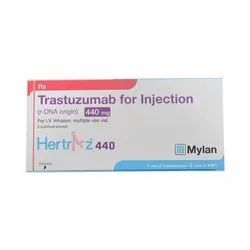 Hertraz Trastuzumab 440 Mg Injection