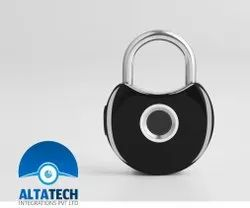 Altatech WiFi / Bluetooth Round Padlock, Packaging Size: <10 Piece, Stainless Steel