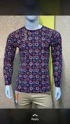 Vestido Cotton Men's Designer T-Shirt