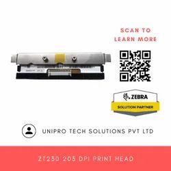 ZT230 203 DPI Print Head