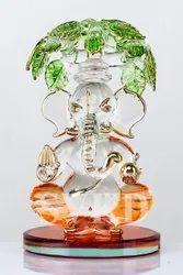 Glass Tree Ganesha