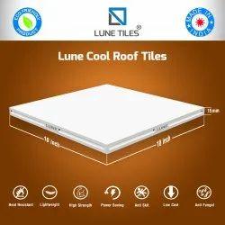 Solar Reflective Roof Tile