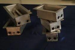 Titanium Dip Soldering Pots