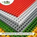 Industrial FRP Molded Grating