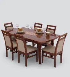 Inlay Dining Table