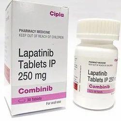 Combinib (Lapatinib  250 mg)