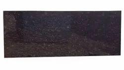 Polished Brazil Brown Granite Slab, For Flooring, Thickness: 18mm