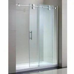 Sliding Shower Glass Door, For Bathroom