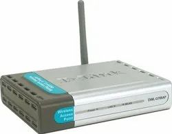 Dual Band White D-link Wireless Access Points, 1750mbps, Model Name/Number: Dap-2680-ac Series
