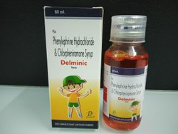 Phenylephrine Hydrochloride Ip 5mg, Chlorpheniramine Maleate Ip 2mg