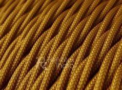 Golden Braided Rope