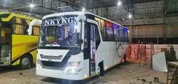 Staff Bus Body On Chasis Seater 3x2 & 2x2 AC And Non AC