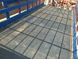 Rubber Mats For Gas Cylinder Lorry Floor
