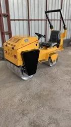 Double Drum Vibrating Roller Seating type