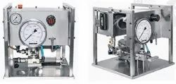 PRIME Air Operated Hydraulic Power Pump For Bolt Tensioners