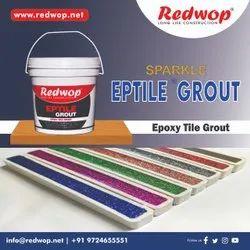 Glitter Epoxy Grout