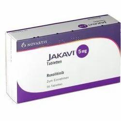 Ruxolitinib (5mg ,10mg, 20mg)