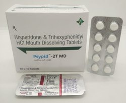 Trihexyphenidyl 2mg With Risperidone 2 Mg Tablets Md