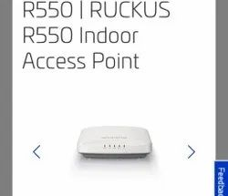 150MTR 1800MBPS Ruckus Zoneflex R500, For Wifi Access Point, Model Name/Number: R550