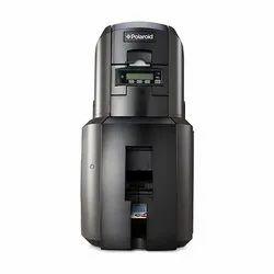 Polaroid P100 Card Printer   FREE Supplies