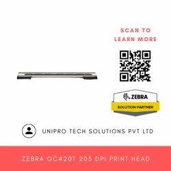 Zebra GC420T 203 DPI Print Head