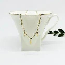 Dainty Mini Cross Necklace