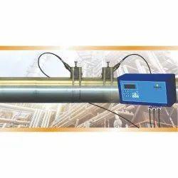 Iotaflow Stainless Steel 50mm Ultrasonic Flow Meter, For Industrial
