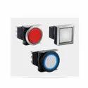 IDEC LBW 22mm Flush Mount Pilot Light