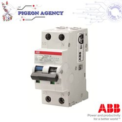 ABB  DS201M- C6A - AC30  6A - 25A  RCBO