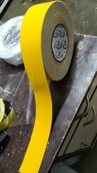 Yellow Anti Slip Tape
