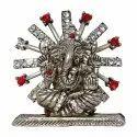 Antique Look Ganesha Idol / Car Dashboard Idol