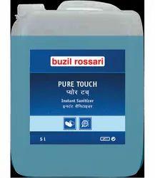 Buzil Rossari Liquid Hand Sanitizer