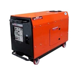 3.8 kVA HPM Portable Diesel Generator, 3 Phase