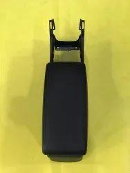 Abs Plastic Black Car Armrest Centre Console, For Bolt-on Application, Model Name/Number: Baleno 2015 Onwards