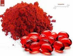 Astaxanthin Powder, For Food Ingredients, 1 Kg Packet