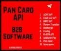 Real Time Online Pan Card Api
