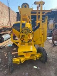 Two Channel  Mixer Lift Machine