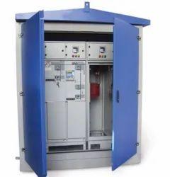 1.25MVA 3-Phase Dry Type Unitized Substation