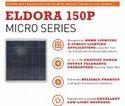 Vikram 140 W 12V Residential Polycrystalline Solar Panel