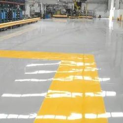 Clean Rooms Commercial Heavy Duty PU Screed Flooring, For Indoor
