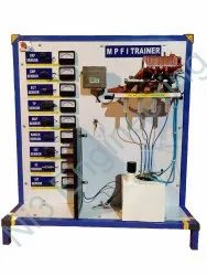 MPFI Trainer Actual Working Model Of Mpfi System