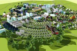 Side Yard Supplier Side Land Development Design & Drafting, Wild West Garden Theme, Coverage Area: >10000 Square Feet
