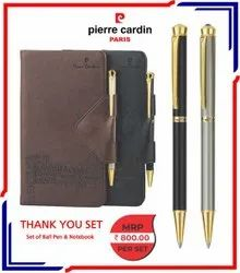 Ball Pen & Notebook Set, For College